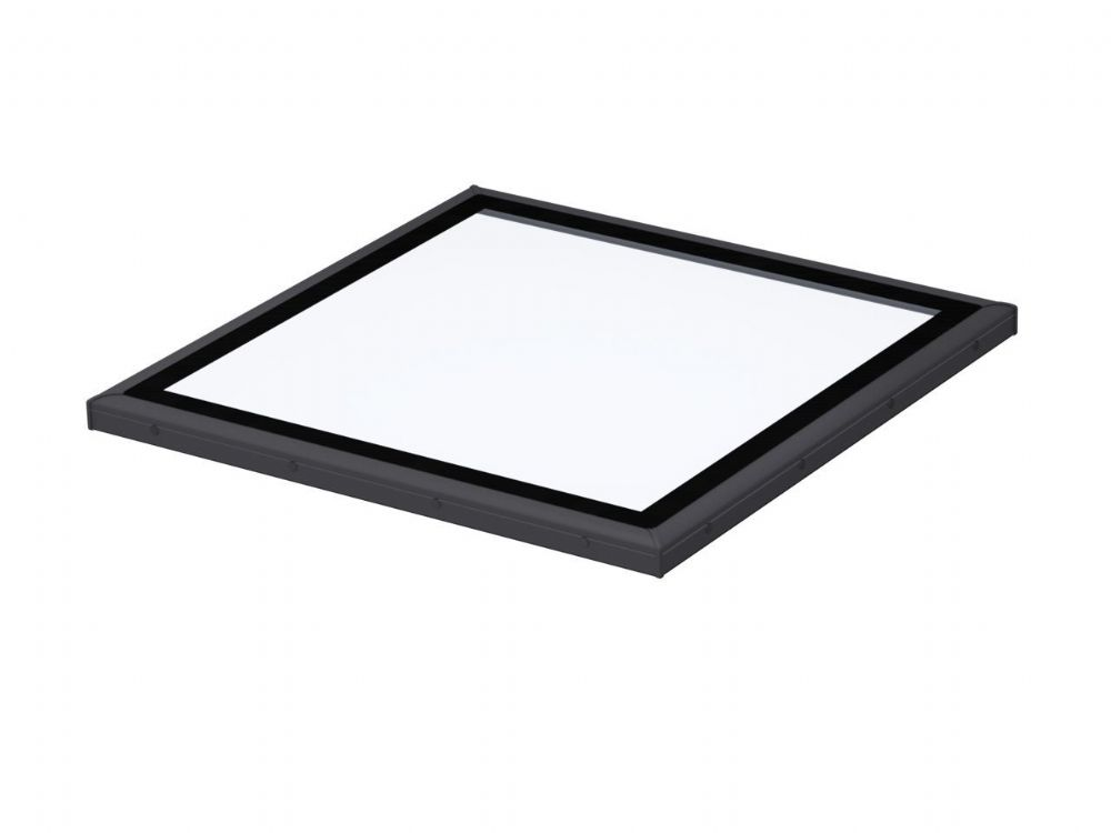 VELUX Flat glass top unit
